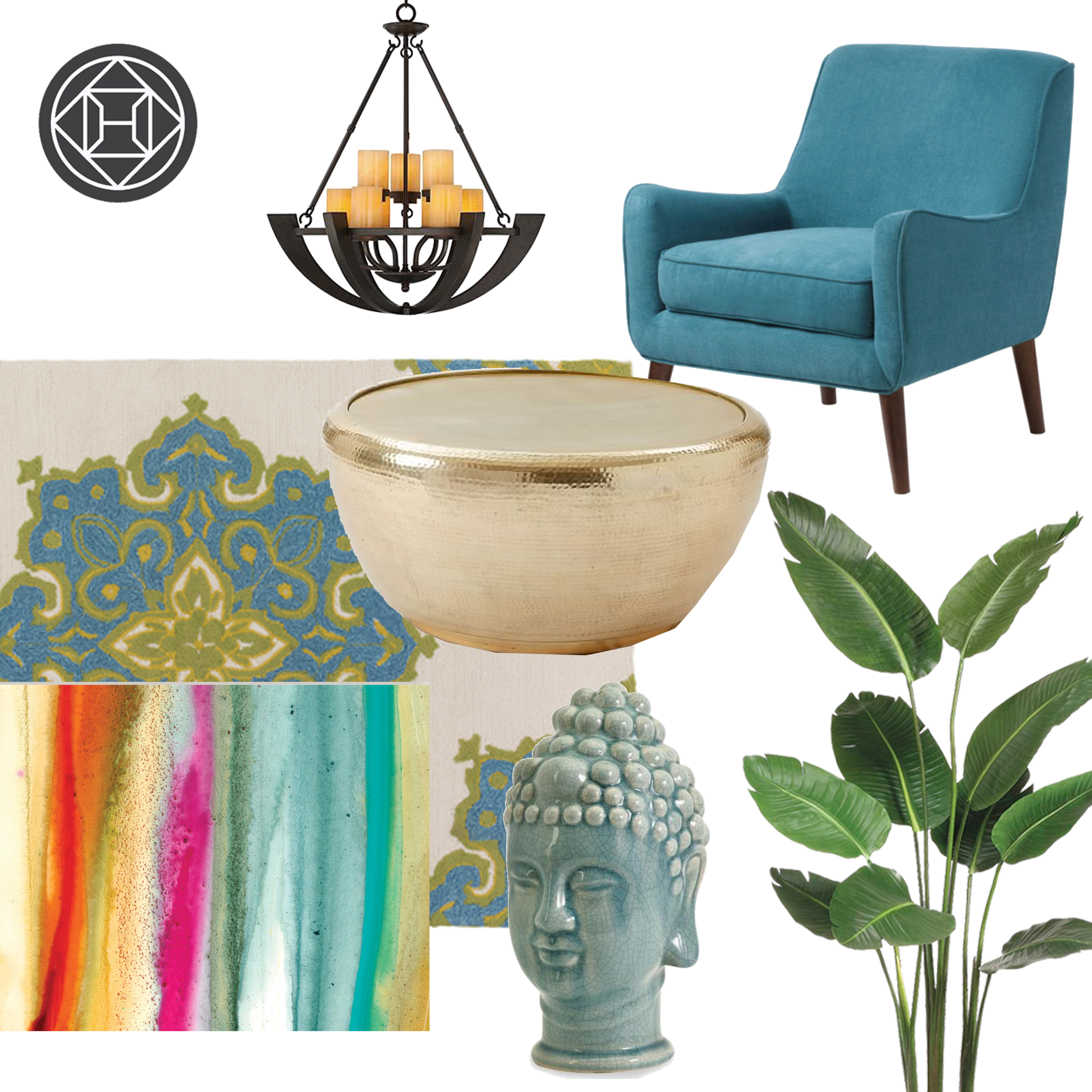 Eclectic Living Space Redefined! - The Karma Corner
